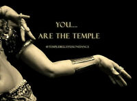 Belly Dance Classes with Temple Bellyfusion Dance