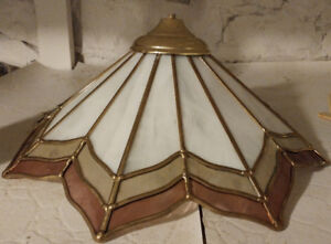 Tiffany style fixture only $35