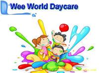 Wee World Daycare