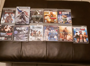 JEUX PS3, PS3 GAMES FOR SALE