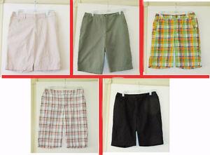 Woman's LIZ CLAIBORNE Cotton Shorts - Size Small (6) - NEW