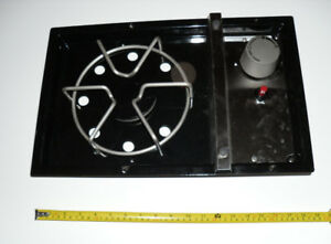 BBQ gas stovetop cooktop side burner replacement part