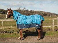 Outdoor Lightweight Full Neck Horse Rug