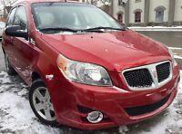 2009 Pontiac Wave Safetied Excellent Condition