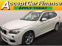 BMW X1 M Sport FROM £98 PER WEEK!