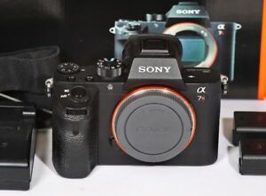 Sony a7r II Body in box with extra