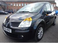 2005 RENAULT MODUS 1.5 DCI DYNAMIQUE 86 WITH AIR CON. FULL YEAR MOT