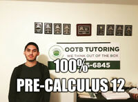 Math, Physics, Chemistry and Calculus Tutor - OOTB Tutoring