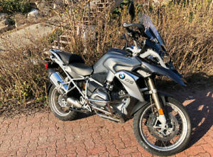 BMW R1200GS Water Cooled