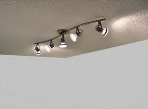 Amazing Deal! Flexible and Bright Vortex light fixtures