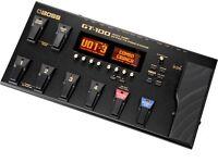 Boss GT100 guitar multi effects
