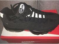 Nike black AirMax 110's? 95's? New in box