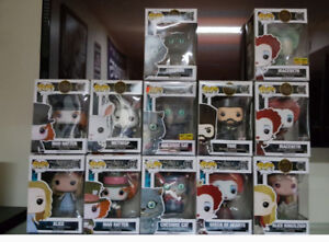 Funko Pops Alice in Wonderland collection for sale