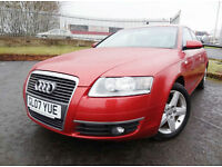 2007 Audi A6 Saloon 2.0TDI SE - Excellent Service Hist - KMT Cars