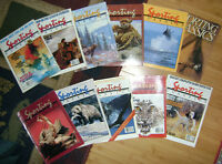 Vintage Sporting Classics Magazines