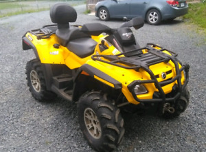 2007 can am outlander 800 max XT