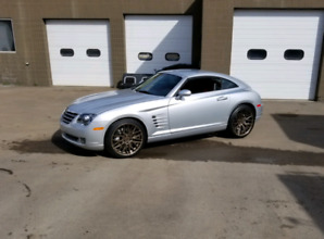 MUST SELL 2008 Chrysler Crossfire Limited California Car LOW KM