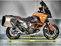 2017 KTM 1290 s 18k,wings exhaust,luggage,powerparts seat,cruise tft,anodised