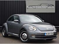 2014 '64' Volkswagen VW Beetle 1.2 TSI ( 105ps ) Design + Platinum Grey
