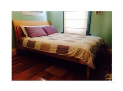 Queen Bed Base Only Gold Coast