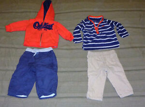 Baby Boy Clothes - Size 9 months