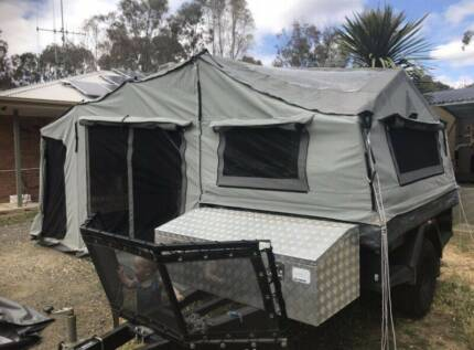 GIC Camper Trailer 2014 for Sale Narellan Camden Area Preview