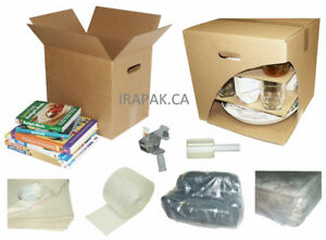 Economy or Heavy Duty Moving Boxes & Packing Supplies on Sale