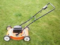 DURAMARK ELECTRIC LAWNMOWER