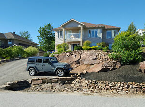 House for sale with a remarkable view - 386 Osprey Cr Callander