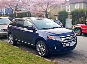 2011 Ford Edge Limited (NAVI, leather, Adaptive CC, panoramic)