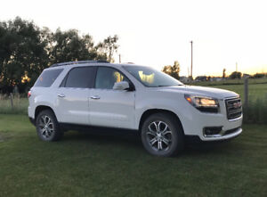 2013 GMC Acadia SLT2, Leather Seats, Skyscape Sunroof