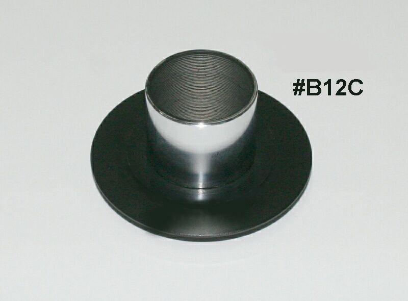 "ScopeStuff #B12C Canon EOS to 1.25"" Barrel Ultra Low Profile Adapter"