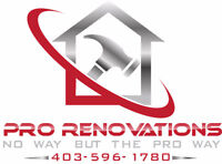 LOOKING FOR EXPERIENCED RENOVATOR!