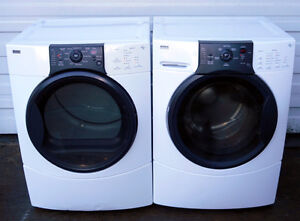 Kenmore Elite Stackable front load W/D - Very Good Condition