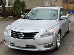 Fully loaded 2013 Nissan Altima