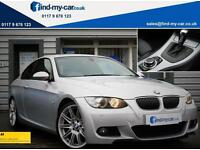 2009 09 BMW 335d 3.0 Twin Turbo M Sport Paddle Shift Auto Coupe LOADED SPEC