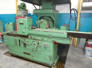 Very clean Ex-Cell-O Excello 35L thread grinder with tooling