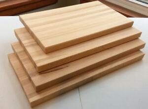 Hand Crafted Wooden Cutting Boards