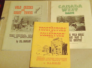Bill Barlee - Gold Creeks & Ghost Towns +2 more