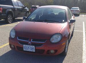 2003 Dodge Neon Sedan