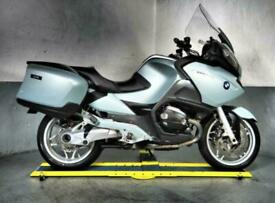 2010 BMW R 1200 RT SE twin cam aircooled 84k ,mega service history ,2 owners
