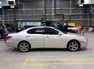 2005 Lexus ES 330, LUXURY LOADED, SAFETIED, LOW KM, CLEAN TITLE