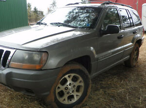 1999 Jeep Cherokee Hatchback