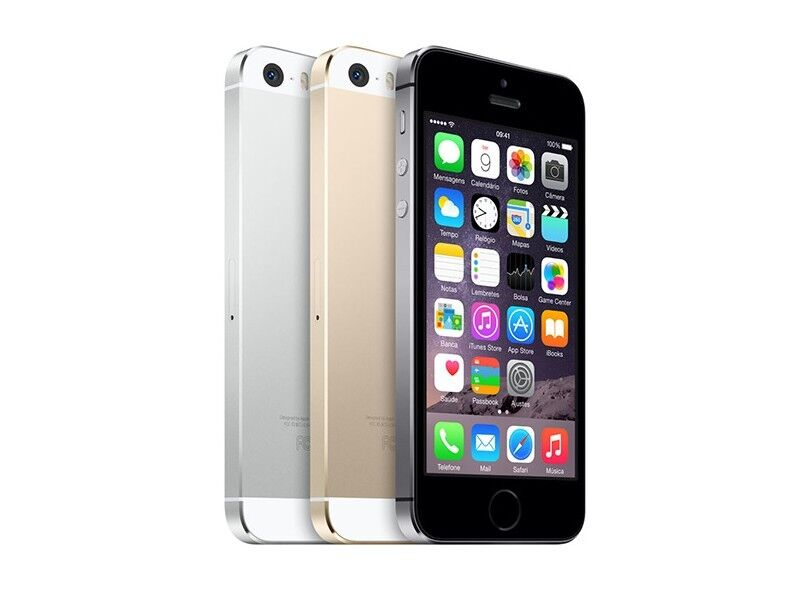MANUFACTURER REFURBISHED APPLE IPHONE 5S 16GB - GOLD /SILVER /GREY - VARIOUS NETWORKS GOOD CONDITION