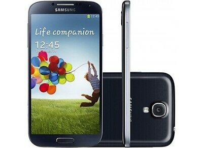 Samsung S4 Entsperrt (Neuestes Modell) -16gb- (Entsperrt) ()