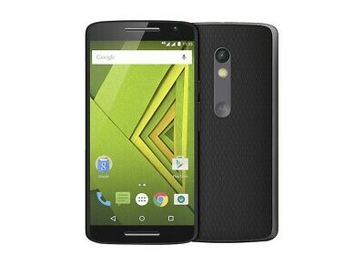 "Motorola Moto X Play 16GB 5.5"" 21MP Unlocked Android Smartphone - Black"