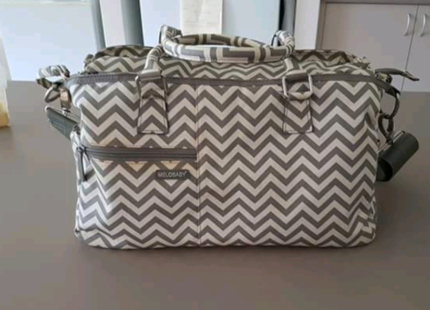 Melobaby Nappy Bag