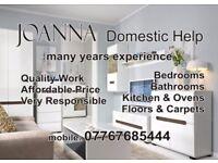 Joanna Domestic Help