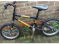 "Child's bike 16"" wheel"
