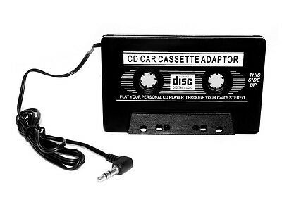 MP3 Kassettenadapter für Autoradio CD Adapter Kassette Autoradio KFZ PKW LKW